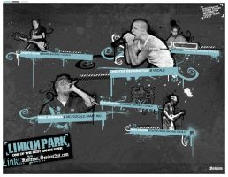 Linkin.Park by kontrastt