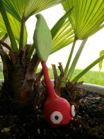 Pikmin home by AntisocialHam