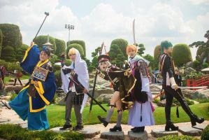 Touken Ranbu: Let's go to the front line! by Lishrayder