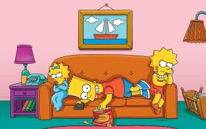 The Simpsons (children) by yolodoze