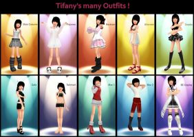 :: Tifany's Outfits :: by tifany1988
