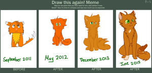 Draw This Again Meme V3 by Applethecat13