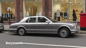 Rolls Royce Silver Seraph by The-Transport-Guild