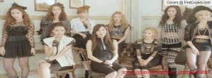 snsd   all my love is for you Facebook cover 2 by alisonporter1994