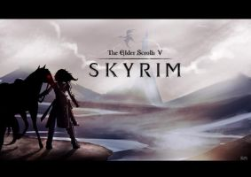 SKYRIM by suppa-rider