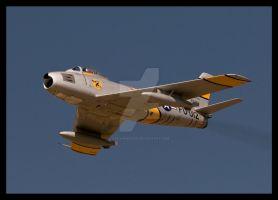 F-86 Riverside 09 by AirshowDave