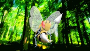 015 - Beedrill by The-Indie-Gamer-Guy
