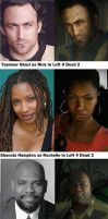 left 4 dead 2 movie cast by 777luck777