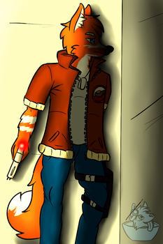.:AT:. Suspicious Activity by FrostyWolfter