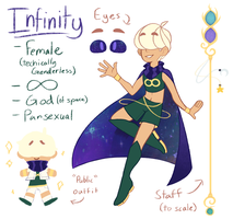 Infinity ref by TheZodiacLord