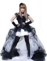 Tanit-Isis BW Doll Stock by tanit-isis-stock
