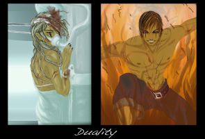 Duality by XekeX