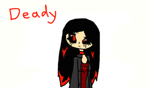 Deady picture i guess by thunderwolf2372