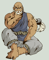 Gouken by Godly-Effect