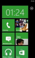 My WP7.5 homescreen by ProjektGoteborg