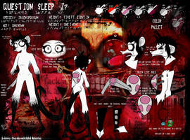 Question Sleep Reference Sheet by InvaderSonicMx