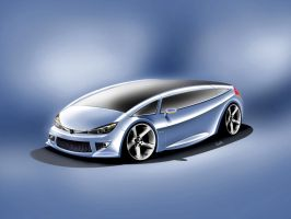 Mercedes-Benz S.F Concept by Faik05