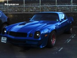 1980 Chevrolet Camaro Z28 by The-Transport-Guild