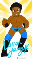 Darren Young by Shinkumancer