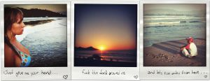 Simple things - Polaroid by byCavalera