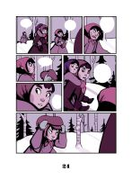 Color Test and Comic Preview by brusierkee