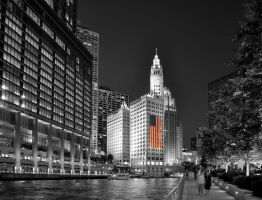 Chicago by w0w0