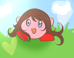 Kirby meee by LadySelph
