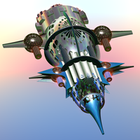 Heavy Fighter by IgnisIncendia