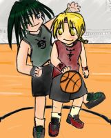FMA     Basketball by jinyjin