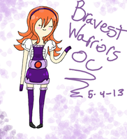 Bravest Warriors OC by Musouka15
