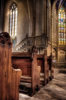 ecclesiastical architecture IV by matze-end