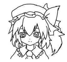 COMMISSION: Flandre scarlet~ for Kimi-No-Tame-Ni by mikabro