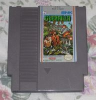 Guerilla War on NES by T95Master