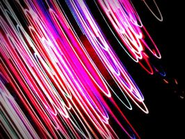 experiement with xmas lights 2 by LBBPhotography