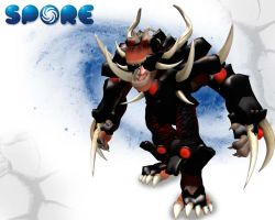 MY SPORE CREATIONS:05 by EDICTARTS