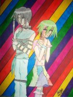 ATN: Just you and me by fatalrain