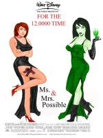 Ms and Mrs Possible by NSLC
