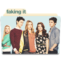 Faking It Season 2 Icon Folder by florianques