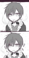 Shizaya: Are you Cold? by Ryu-Umi