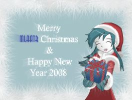 """MLAATR"" Christmas for ALL by shadow2007x"