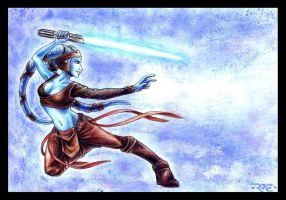 Feel the Force by Raenyras