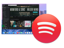 Spotify for Yosemite (Music) by Aviatorgamer