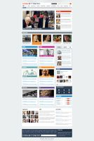 News Layout Theme by mygrafix