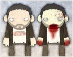 the walking dudes too by twistedandgifted