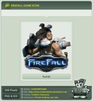 FireFall Icon by CODEONETEAM