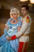 Cinderella and the Prince by fabiohazard