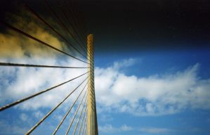 Sunshine Skyway by enigmotion