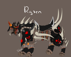Rysen by Allixi