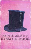 Pure Imagination Poster by missmeliss89