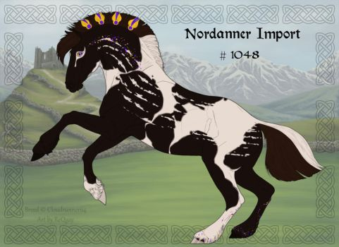 1048 Group Nordanner Import by NordannerDesign